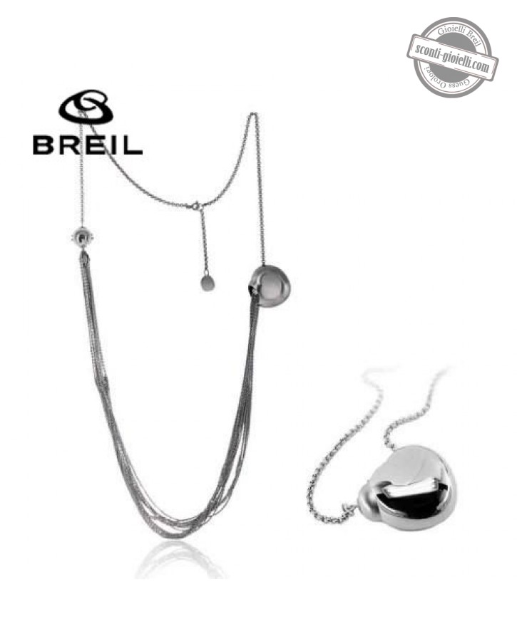 Collana Breil Basic Collection a Imbattibile Prezzo-31
