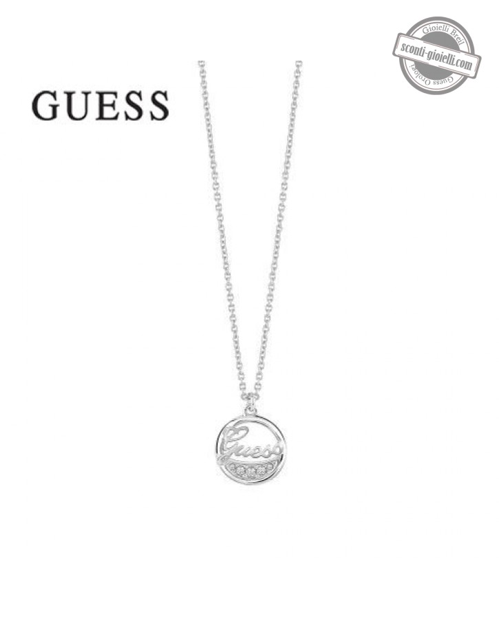 Collana Guess Guess Around In Vendita-31